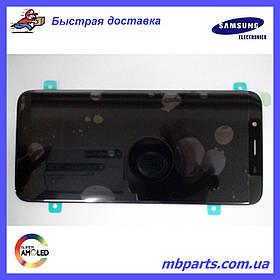 Дисплей с сенсором Samsung J600 Galaxy J6 2018 чёрный/black, GH97-21931A