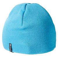 Зимняя шапка METEOR ELBRUS (Черный) Голубой