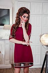 Платье Новый Шнурок, Осень - Зима