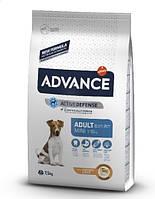 Сухой корм Advance Dog Mini Adult для взрослых собак мини пород 7,5 кг