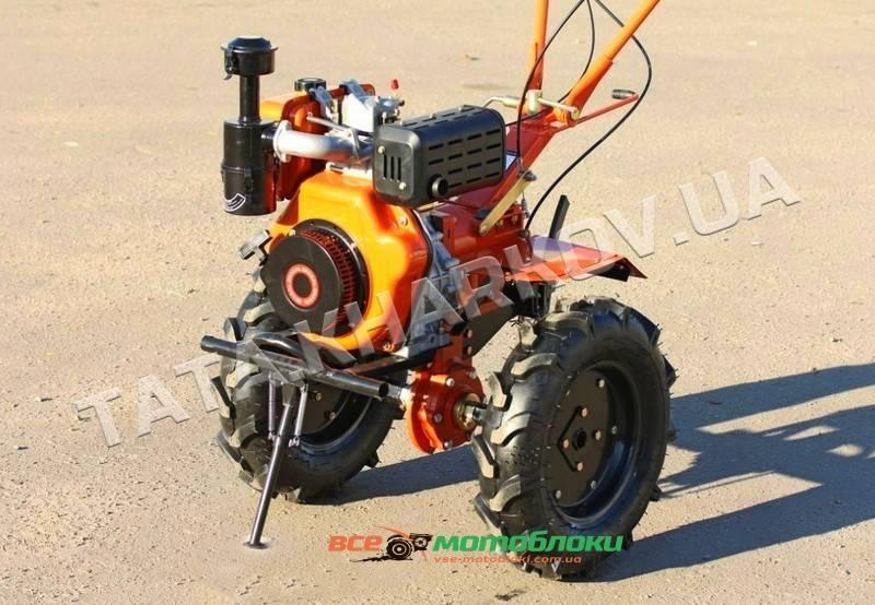 Дизельный мотоблок Тата TT-1100B-ZX