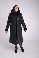 Пальто зимнее Л-282- только 62 размер