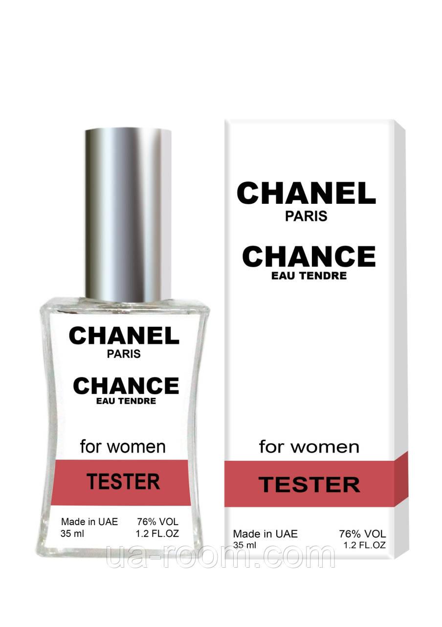 Тестер женский Chanel Chance Eau Tendre, 35мл.