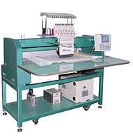 Вышивальная машина RICHPEACE 1-головочная 12-цветная  для вышивки на полотне и на готовых изделиях