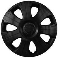 """Kenguru Колпаки для колес Ultra Черные R15"""" (Комплект 4 шт.)"""