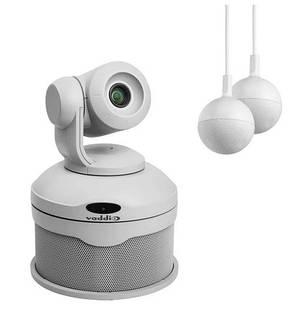 Система відеоконференцзв'язку Vaddio ConferenceSHOT AV Bundle CeilingMIC 2, фото 2