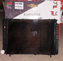 Радиатор Волга 3110, 31005 медный 3 рядный пр-во Иран Радиатор