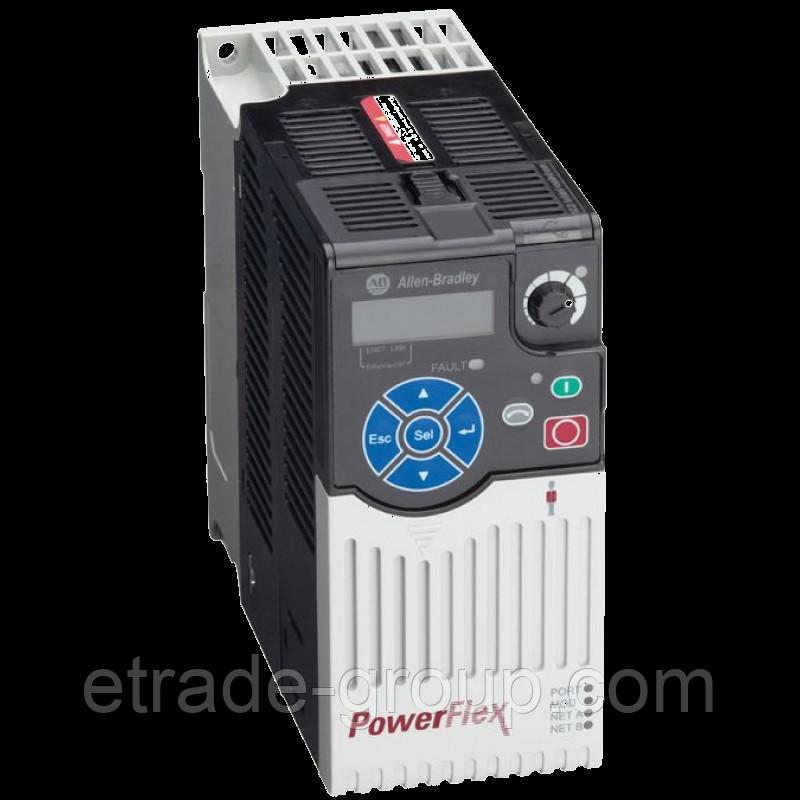 Перетворювач частоти Allen Bradley PowerFlex 525 25B-D043N114 22 кВт 500 Гц IP20