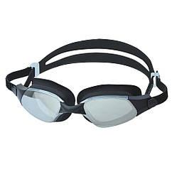 Очки для плавания Spokey DEZET Черный s0363, КОД: 213025