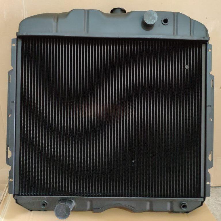 Радиатор Газ 53 медный 4 рядный пр-во Иран Радиатор