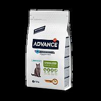 Сухой корм Advance Cat Sterilized Junior для стерилизованных котят 10 кг