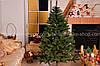 Ель искусственная литая 2,3 м Буковельская зеленая | ЛИТА Буковельська ЗЕЛЕНА, фото 2