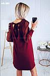 """Жіноча сукня """"Бантик"""" від Стильномодно, фото 3"""