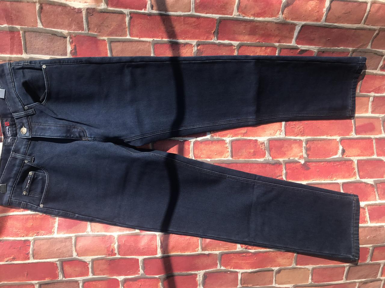 Чоловічі джинси утеплені LS (код 8185)