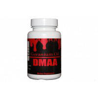 DMAA 100+ (100 мг DMAA, 200 мг caffeine) (100 капс)