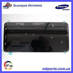 Дисплей с сенсором Samsung J810 Galaxy J8 чёрный/black GH97-22145A