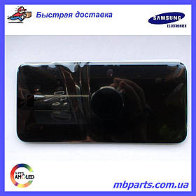 Дисплей с сенсором Samsung А405 Galaxy А40 Black, GH82-19672A, оригинал!