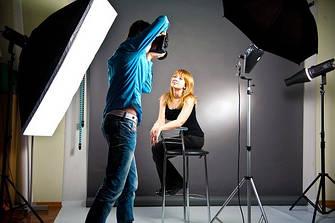 Освещение для фотостудий