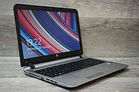 Б/У Ноутбук  Hp 450 G3 15,6/ i5 6200U/4GB Ram/320 GB HDD/intel HD Graphics 520