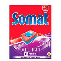 Средства для посудомоечных машин Somat