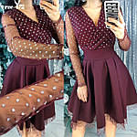 """Жіноча сукня """"Буси"""" від Стильномодно, фото 4"""