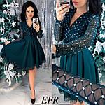 """Жіноча сукня """"Буси"""" від Стильномодно, фото 2"""