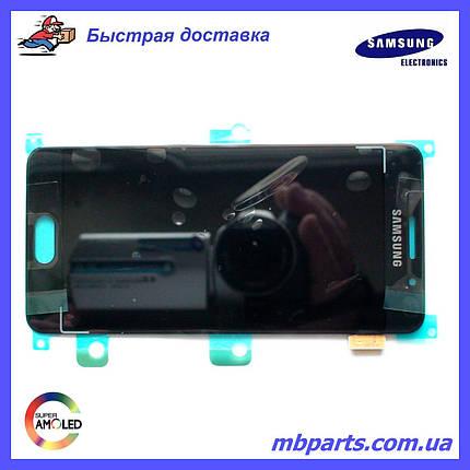 Дисплей с сенсором Samsung А310 Galaxy А3 Black оригинал, GH97-18249B, фото 2