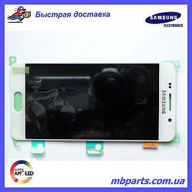 Дисплей с сенсором Samsung А310 Galaxy А3 White оригинал, GH97-18249A