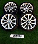 Оригинальные диски R19 BMW 5 F10 / F11 331 style, фото 4