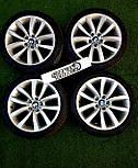Оригинальные диски R19 BMW 5 F10 / F11 331 style, фото 5