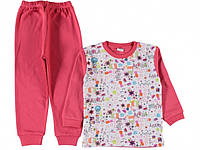 Пижама на девочку 4-6 лет