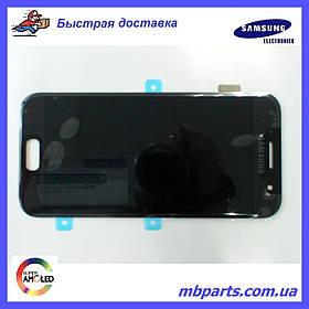 Дисплей с сенсором Samsung А320 Galaxy А3 Black/Черный  , GH97-19732A