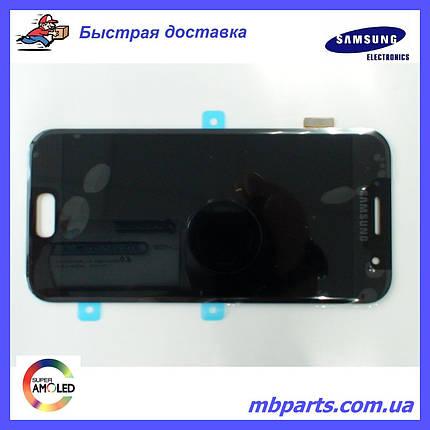 Дисплей с сенсором Samsung А320 Galaxy А3 Black/Черный  , GH97-19732A, фото 2