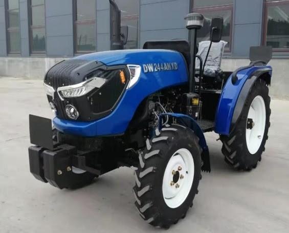 Трактор DW 244 ANXD. Новинка 2020 года!