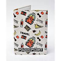 Обложка для паспорта Путешествие