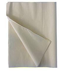 Бумага тишью ваниль, 100 листов