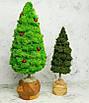 Эко-дерево из живого мха 50 см, фото 4