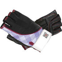 Женские перчатки для фитнеса и бодибилдинга MadMax Nine-eleven MFG 911