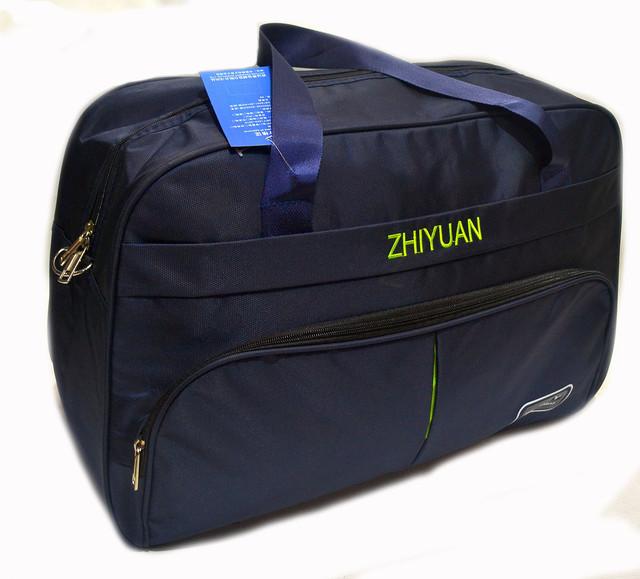 Дорожная стильная сумка