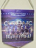 Вымпел  футбольный с изображением FC Chelsea., фото 2