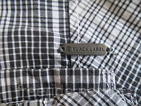Фирменная стильная рубашка Black Label (L), фото 2