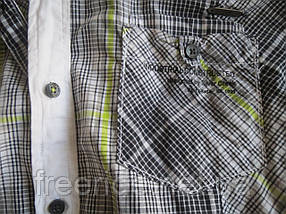 Фирменная стильная рубашка Black Label (L), фото 3