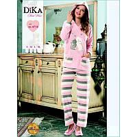 Домашняя одежда Dika - Пижама женская 4718 XL, XL