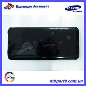 Дисплей с сенсором Samsung G955 Galaxy S8 plus Золото/Gold, GH97-20470F