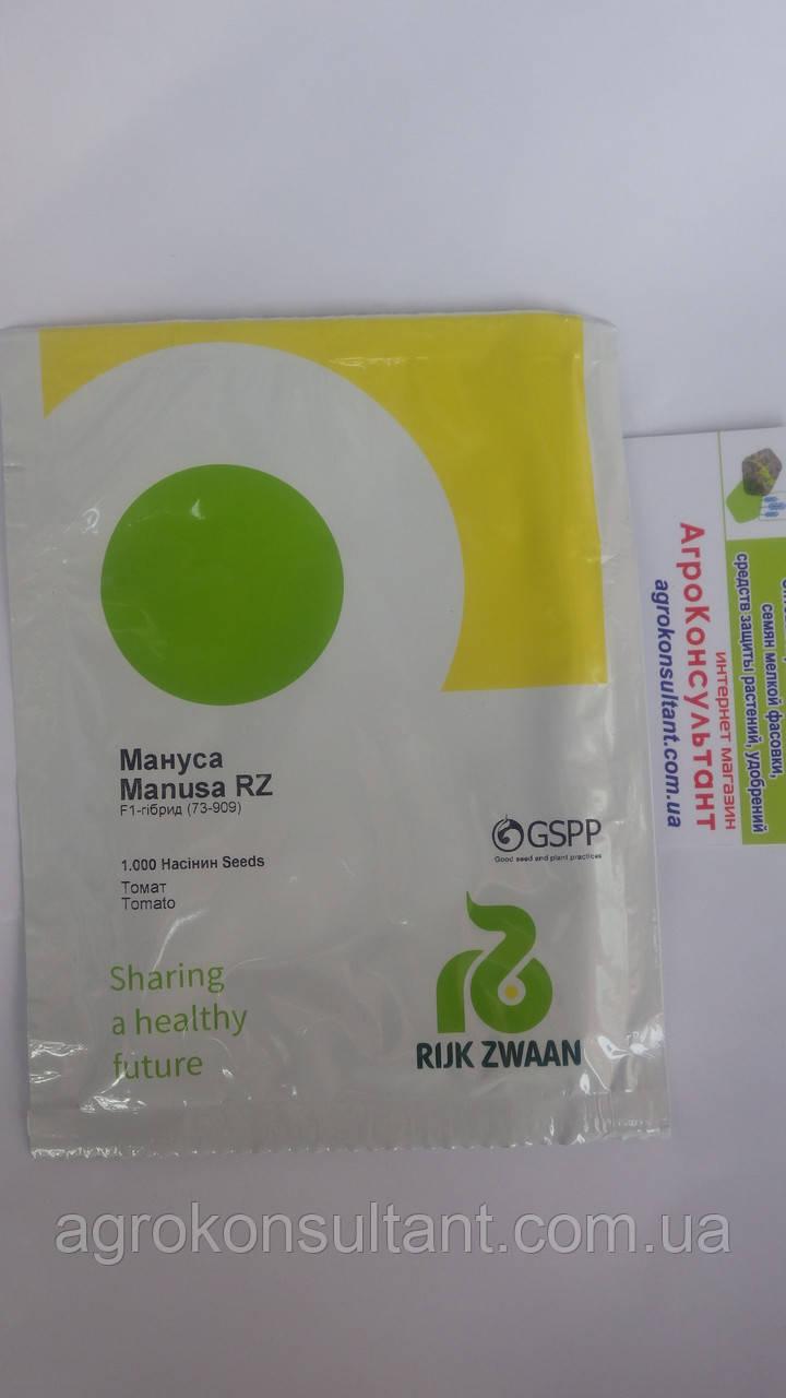 Насіння томату Мануса F1 \ Manusa F1 1,000 насіння Rijk zwaan