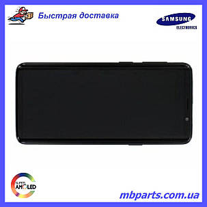 Дисплей з сенсором Samsung G960 Galaxy S9 Gray, GH97-21696C, фото 2