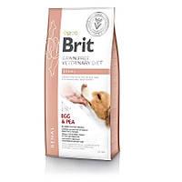 Корм сухий для собак Брит Дієта Brit GF VetDiets Dog Renal 2 кг