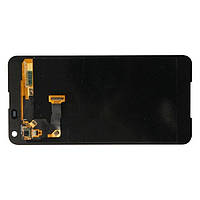 Дисплей модуль Microsoft Lumia 650 в зборі з тачскріном, чорний