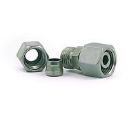 Муфта (нержавеющая сталь) Hydroflex 3022-K, фото 1