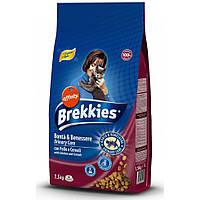 Сухой корм Brekkies Cat Urinary Care для взрослых котов с профилактикой мочекаменной болезни  10 кг